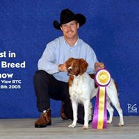 BEST IN SHOW UKC Multibreed Show, GRCH Benit Trinite du TopperLyn